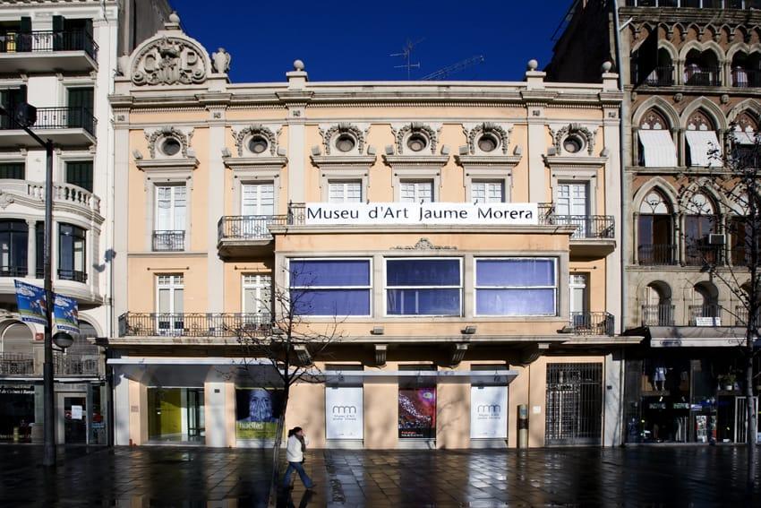 Museu Jaume Morera (façana)